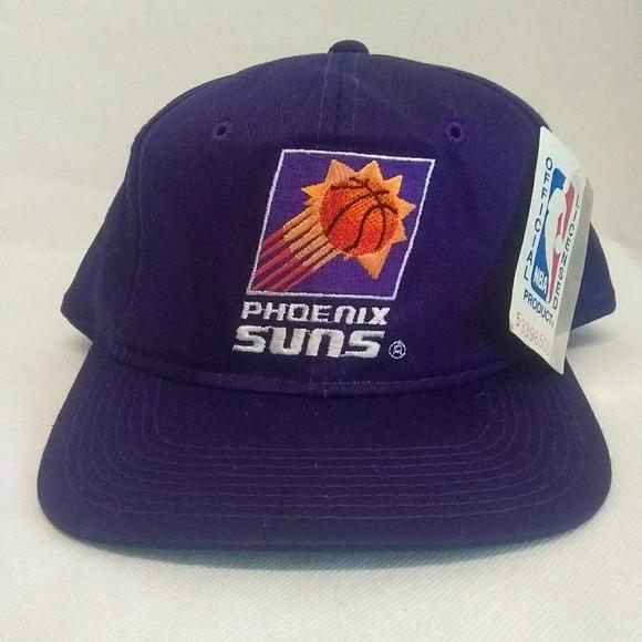 Vintage Phoenix Suns Snapback Hat Nwt 8fffef389a34